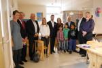 Kücheneinweihung Internationales Kinderhaus